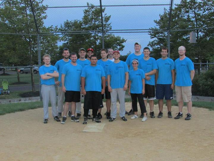 Grace Community Church Softball Team  T-Shirt Photo