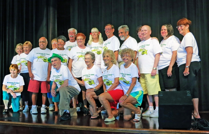 The Oak Run Oz Group T-Shirt Photo