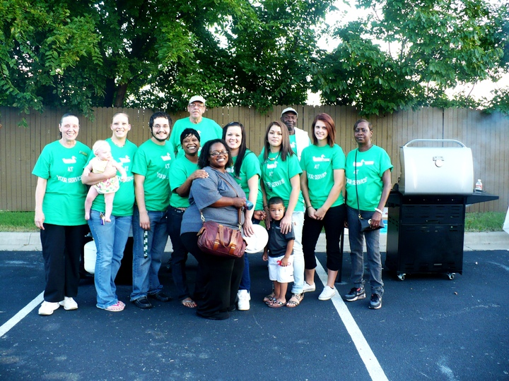 Homewood Suites Tulsa Staff  T-Shirt Photo