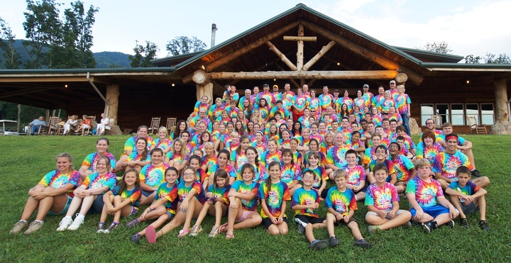 Camp Christian Challenge 2013, 20th Annual T-Shirt Photo
