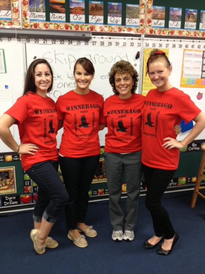 Teachers Love Customink!  T-Shirt Photo