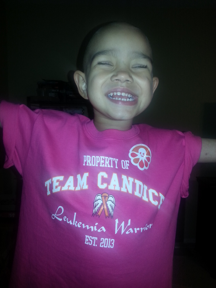 Team Candice T-Shirt Photo