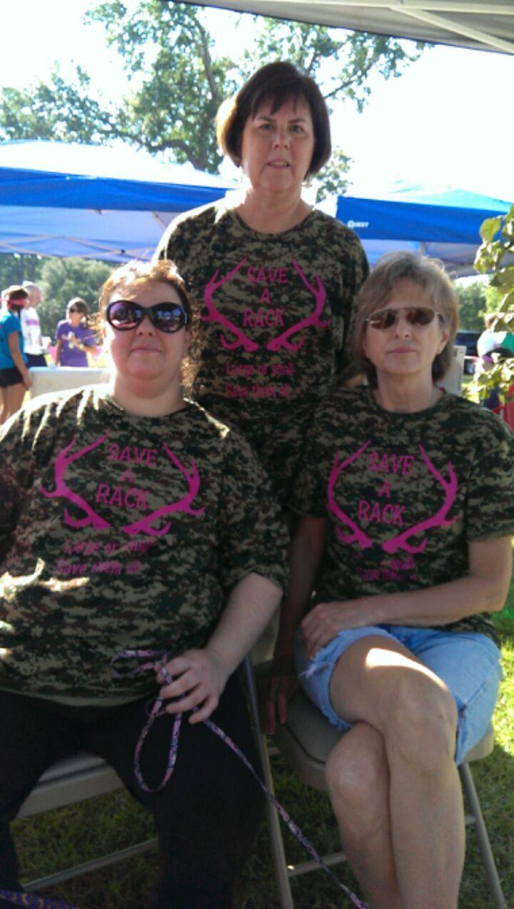 Team Save A Rack T-Shirt Photo
