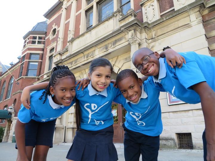 Kids Dance Outreach T-Shirt Photo