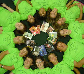 Red River County Public Library Junior Board T-Shirt Photo