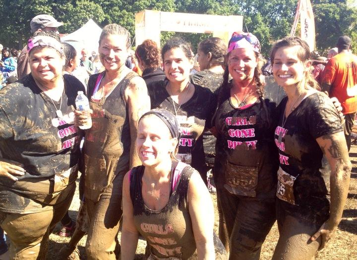 Down & Dirty Mud Run T-Shirt Photo