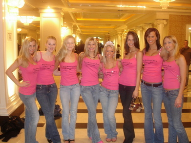 Tams Vegas Bachelorette Party T-Shirt Photo