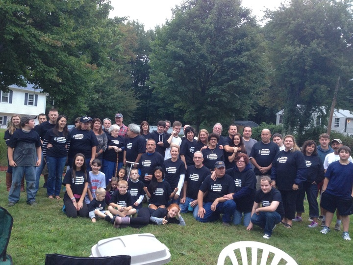 5th Annual Block Party T-Shirt Photo
