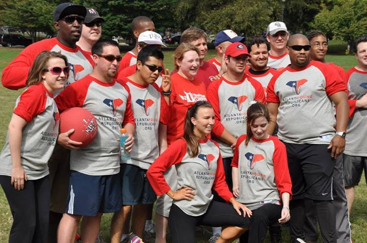 Ayr Kickball Team T-Shirt Photo