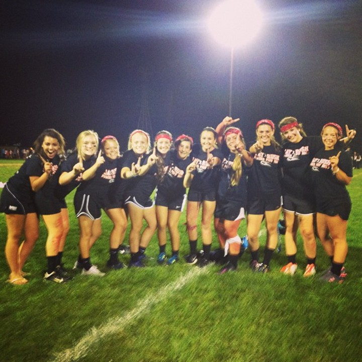 Seniors Powderpuff T-Shirt Photo