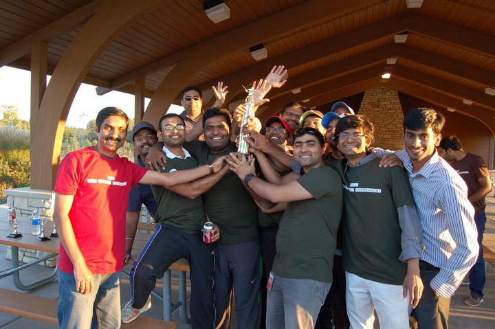6th Annual Hind Cricket Tournament T-Shirt Photo