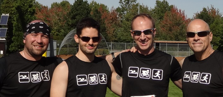 Team Cf Northwest Helps Raise $285,000 For Charity T-Shirt Photo