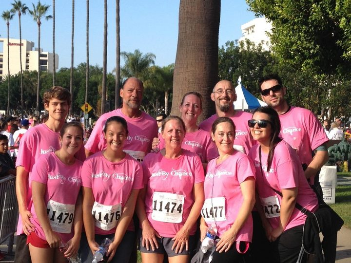 Breast Cancer T-Shirt Photo