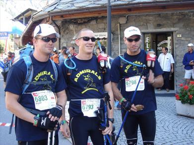 Sixthflt Runners T-Shirt Photo