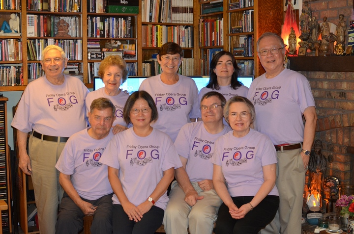 Foggers 2013 T-Shirt Photo