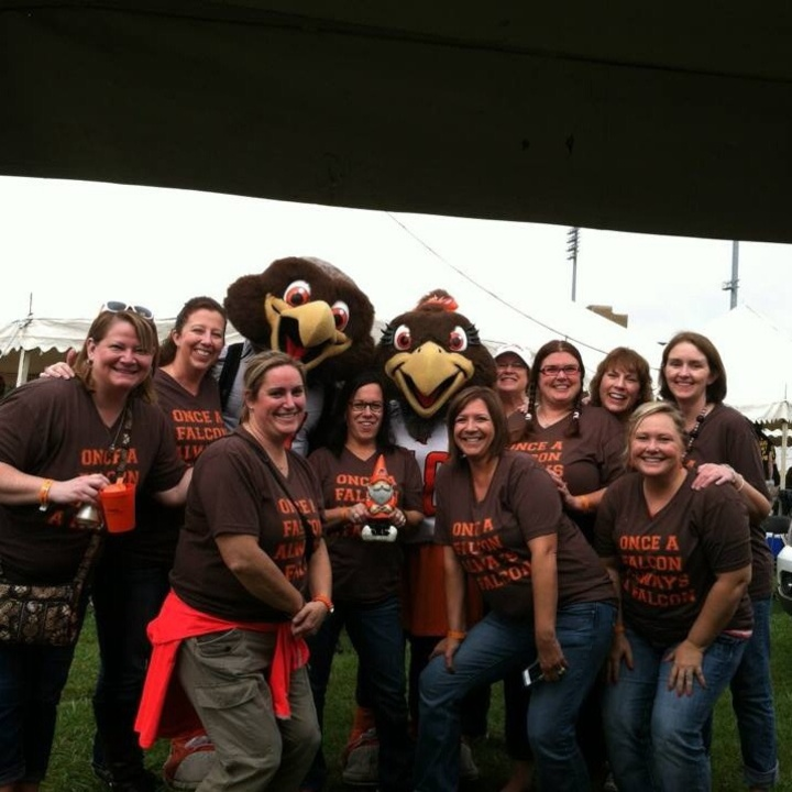 Once A Falcon, Always A Falcon T-Shirt Photo