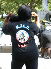 Njcu's Haitian Students Assoc. T-Shirt Photo