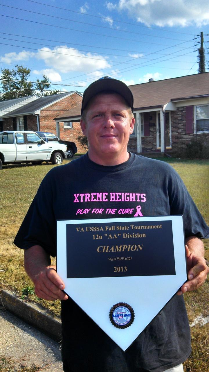 State Champion T-Shirt Photo