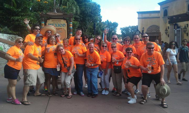 Epcot 2013 T-Shirt Photo