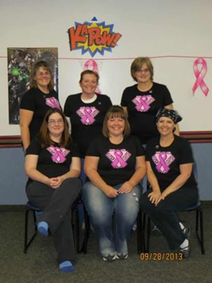 Scrappin' It Pink 2013 T-Shirt Photo