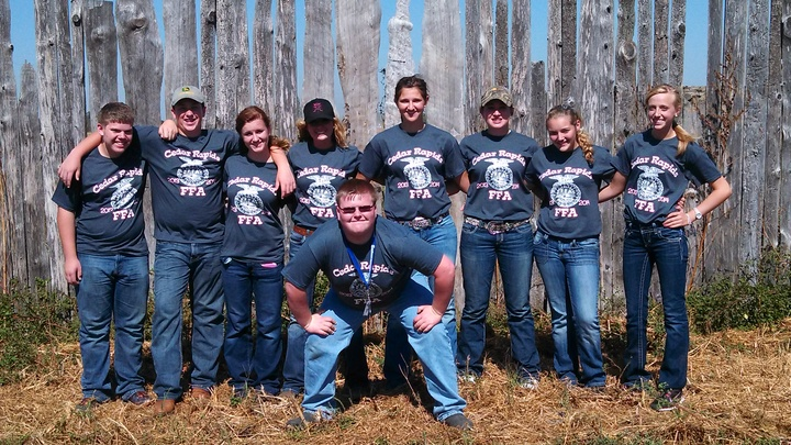 A Fun Group During State Range Judging Competition! T-Shirt Photo
