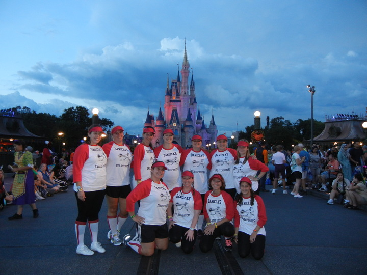 Watch Out For The Evil Step Sisters! T-Shirt Photo