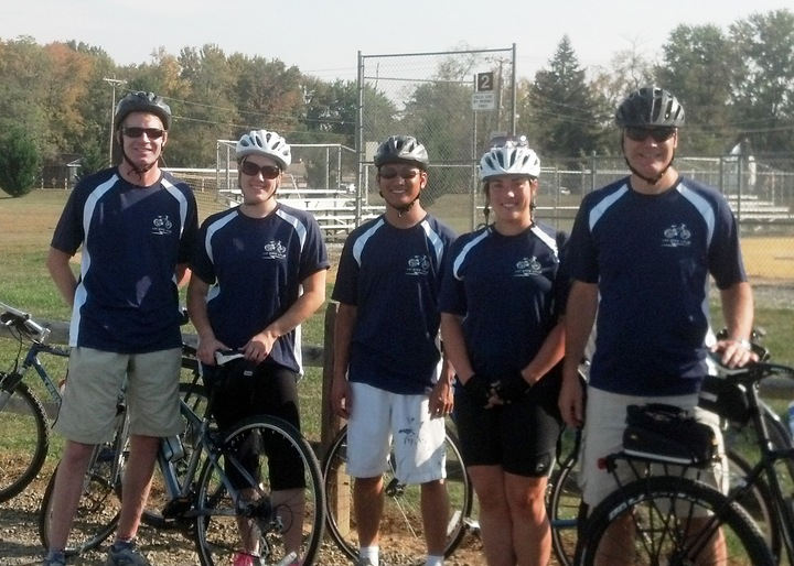 Csi Bike Club T-Shirt Photo