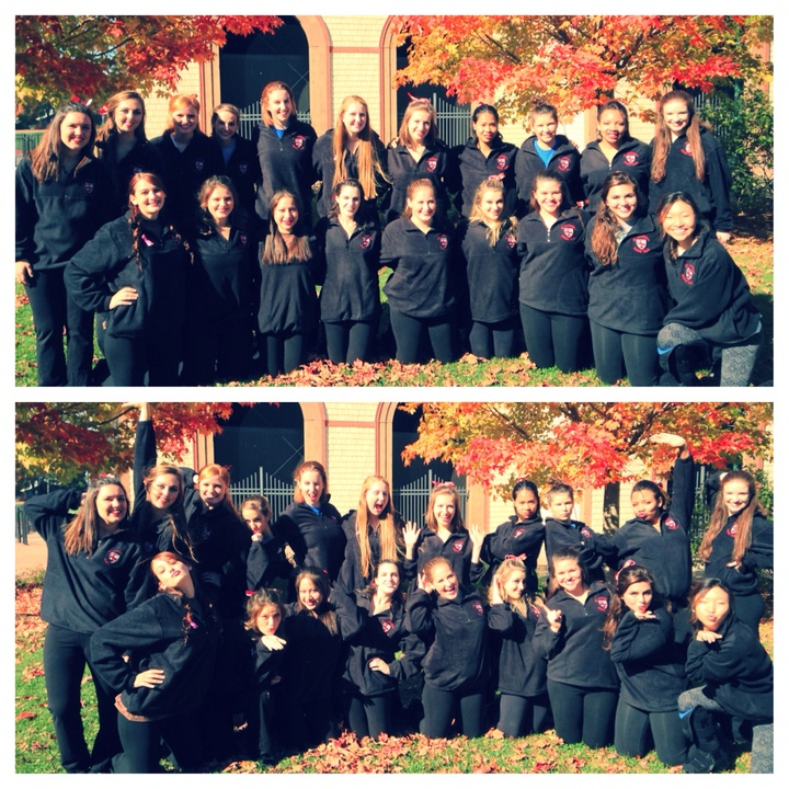 St. Lawrence University Dance Team T-Shirt Photo