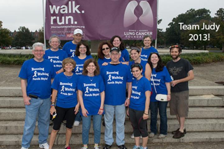 Team Judy!  T-Shirt Photo