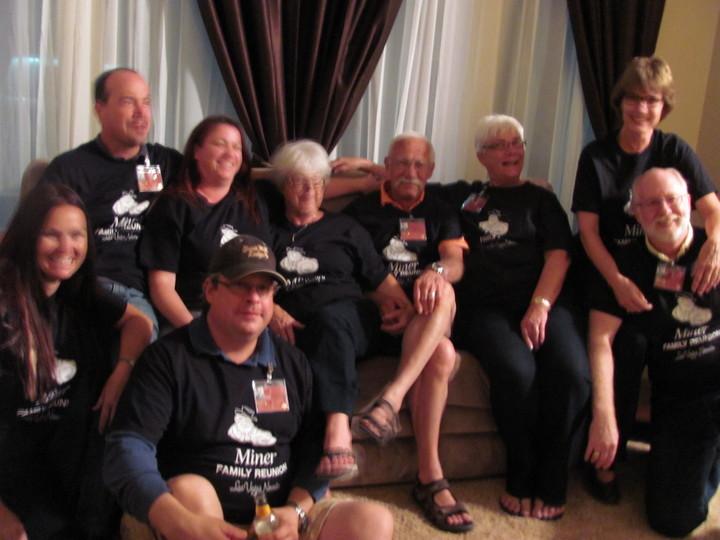 Miner Reunion T-Shirt Photo
