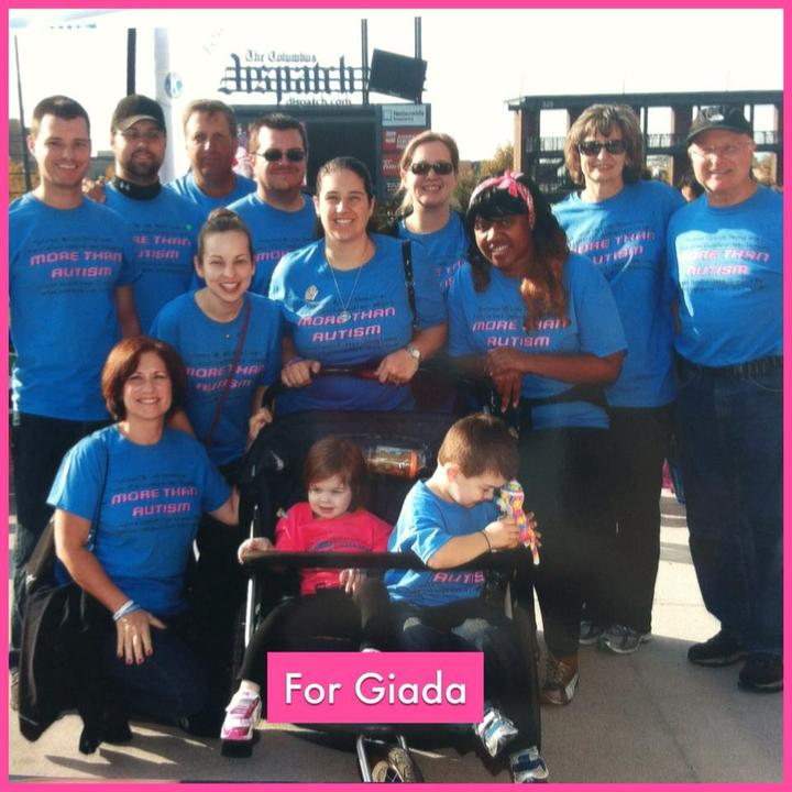 More Than Autism  For Giada T-Shirt Photo