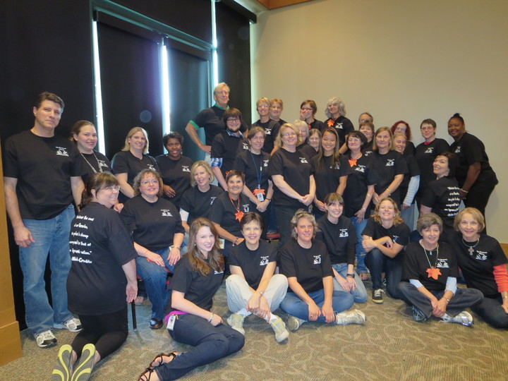 Best Group Of Co Workers Ever!!! T-Shirt Photo