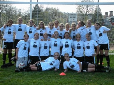 Team Spirit! T-Shirt Photo