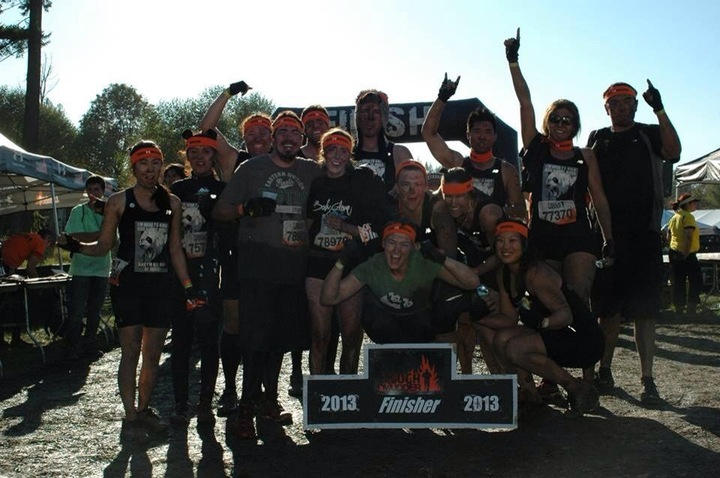 Tough Mudder Wa 2013 T-Shirt Photo