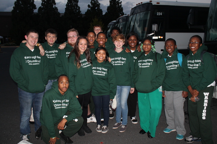 Kecoughtan High School Drumline 2013 T-Shirt Photo