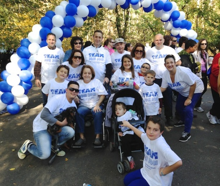 Walk Now For Autism Speaks 2013 T-Shirt Photo