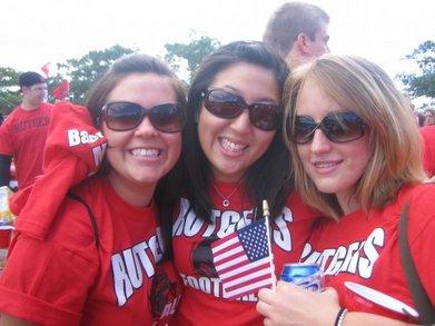 Rutgers Homecoming 2007   Sigma Kappa Alumnae T-Shirt Photo