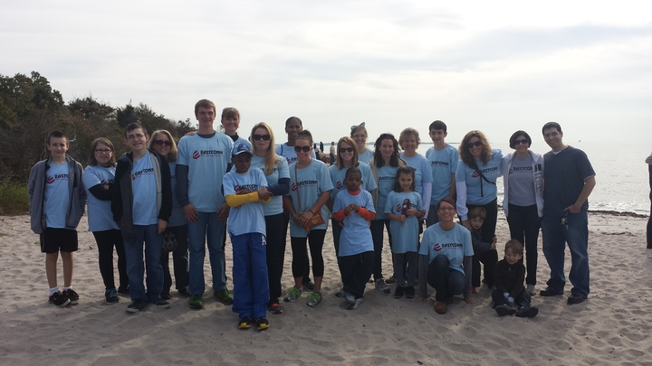Eastconn Autism Team Walks For Autism Speaks T-Shirt Photo