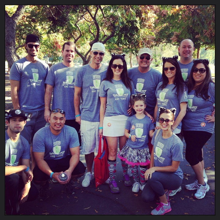 Team Ivig And Tonic!! T-Shirt Photo