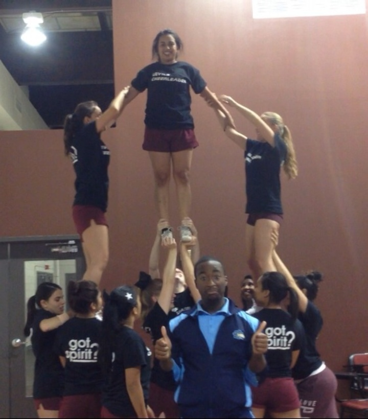 Cheerleaders Love Our Shirts! T-Shirt Photo