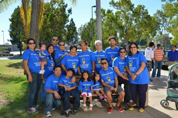 Villaluz Family T-Shirt Photo
