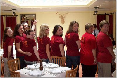 Bachelorette Party For Erin T-Shirt Photo