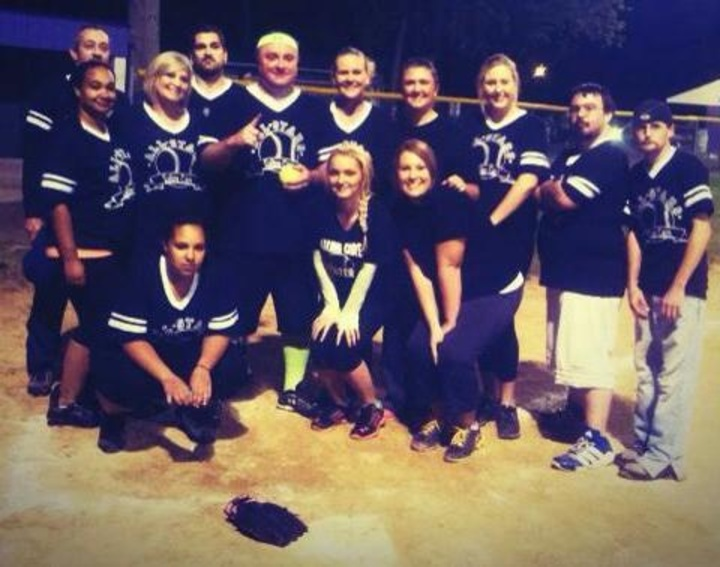 Softball Champions T-Shirt Photo