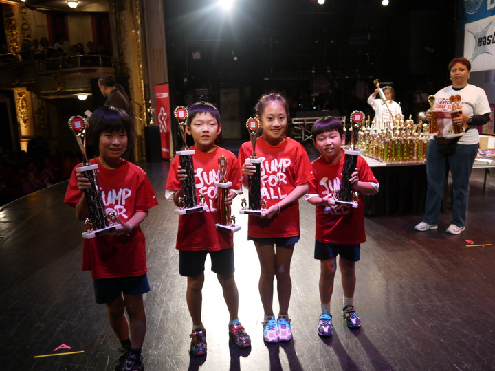 Double Dutch Contest T-Shirt Photo