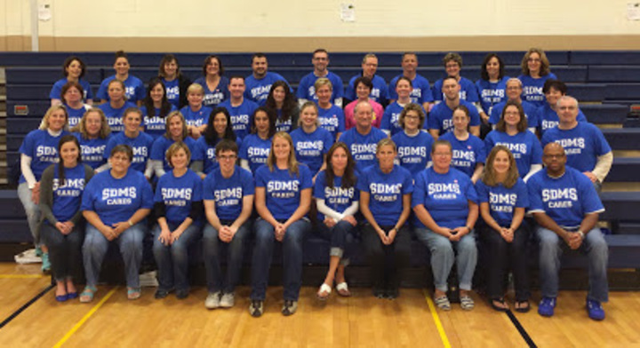 Sdms Cares T-Shirt Photo