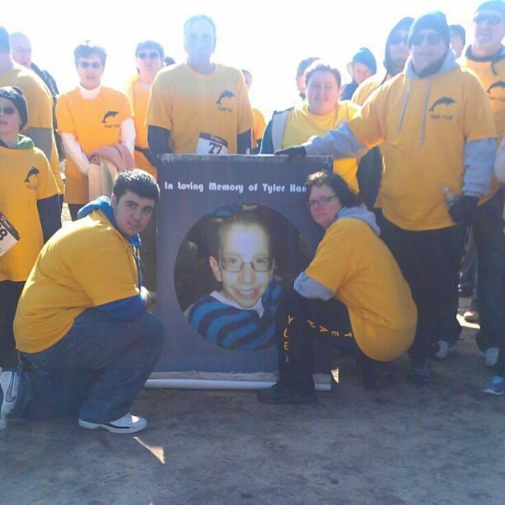 Team Tyler T-Shirt Photo