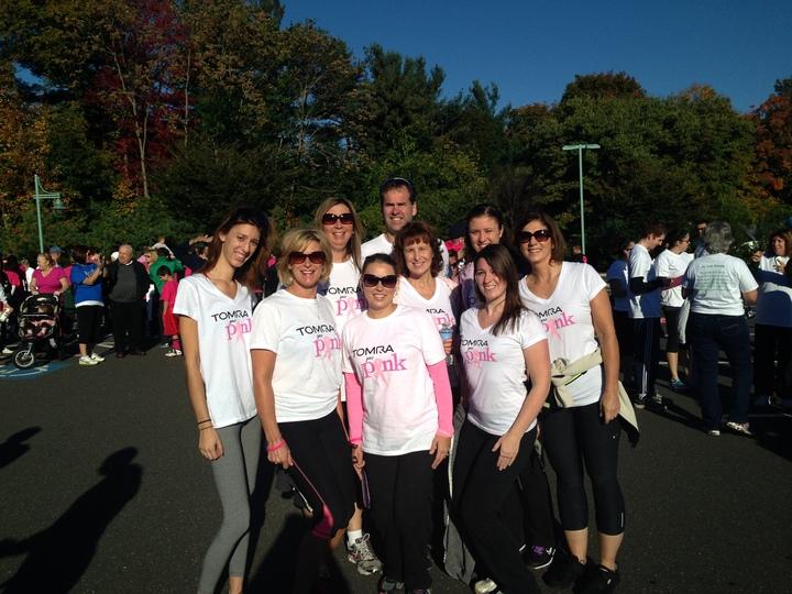 Tomra Goes Pink T-Shirt Photo