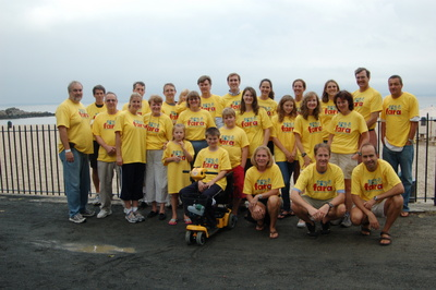 Cure Friedriech Ataxia T-Shirt Photo