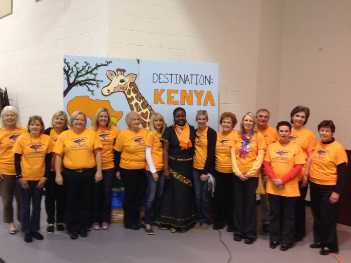 10 Years Of Kenya Mission! T-Shirt Photo