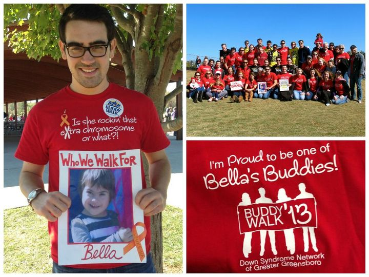 Bella's Buddies 2013! T-Shirt Photo